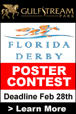 Florida Derby Poster Contest