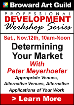 Determining Your Market Workshop with peter meyerhoefer
