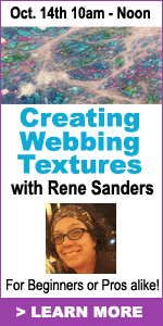 Creating Webbing Textures Workshop