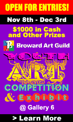 2017 Broward Art guild Youth Art Competition
