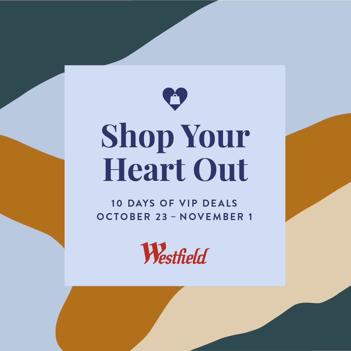 Shop Your Heart Out Event